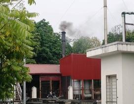 """Dân cung cấp bằng chứng """"tố"""" bệnh viện đa khoa Ninh Bình """"hủy hoại môi trường"""""""