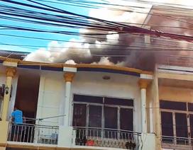 Kịp thời dập tắt đám cháy trong phố cổ Hội An