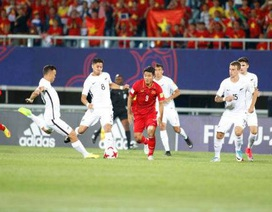U20 Việt Nam bất ngờ huỷ buổi tập sau trận hoà U20 New Zealand