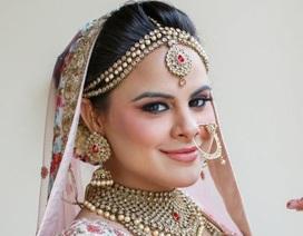 """Cô dâu Ấn Độ gây sốt trên mạng với video """"quậy"""" tưng bừng"""