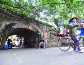 Cận cảnh 127 vòm cầu hơn trăm tuổi sắp được đục thông ở Hà Nội