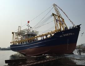 Ngư dân khởi kiện vì tàu vỏ thép 17 tỷ vừa xuống nước đã hỏng