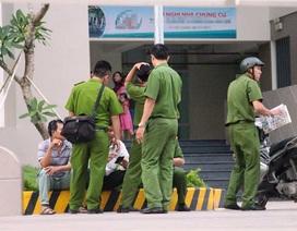 Bảo vệ ngã thang máy chung cư, tử vong tại chỗ
