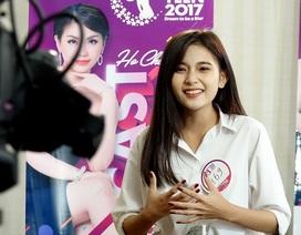 TPHCM: Thí sinh Miss Teen 2017 rạng ngời trước ống kính vòng casting