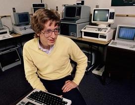 Lộ CV xin việc của Bill Gates từ năm 1974 với thu nhập 15 nghìn USD
