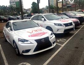 Thị trường ô tô Việt Nam không cần xe cũ?
