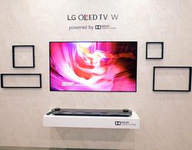 """Chiêm ngưỡng dòng TV được mệnh danh """"không có đối thủ"""" của LG"""