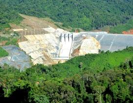 Đã khắc phục hơn 90% sự cố thủy điện Sông Bung 2