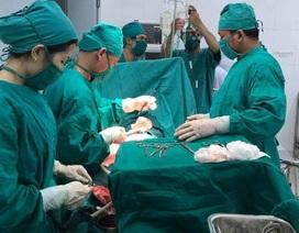 Cứu sống thai phụ Cơtu bị vỡ thai ngoài tử cung