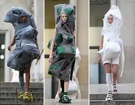 Show trình diễn gây sửng sốt nhất Tuần lễ Thời trang Paris