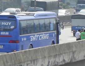 """Hà Nội quyết liệt truy quét """"bến cóc"""" tại Đại lộ Thăng Long"""