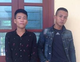 Hai thanh niên chuyên đi trộm tiền công đức ở nhà thờ