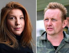 Tìm thấy đầu của nữ nhà báo chết trên tàu ngầm
