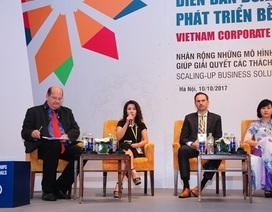 Diễn đàn doanh nghiệp phát triển bền vững Việt Nam: Nhiều sáng kiến hiệu quả cần được nhân rộng