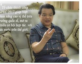 Người Việt đầu tiên dự APEC và chuyện chưa kể về đề án phải làm ngày làm đêm