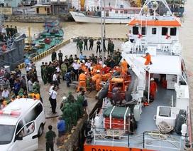 """Vụ bão """"nuốt chửng"""" tàu hàng: 3 nạn nhân chưa xác định được danh tính"""