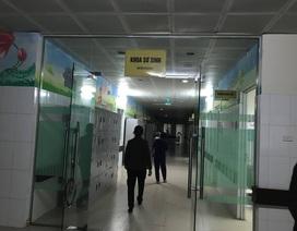 12 trẻ sơ sinh từ BV Sản Nhi Bắc Ninh được chuyển lên tuyến Trung ương