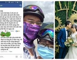 """Cặp đôi nên duyên vợ chồng nhờ... bình luận """"dạo"""" trên mạng"""
