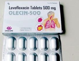 Phát hiện nhiều loại thuốc không đạt tiêu chuẩn chất lượng