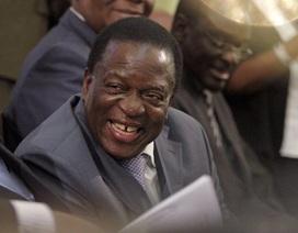 Ông Emmerson Mnangagwa và hành trình từ vệ sĩ thành Tổng thống Zimbabwe