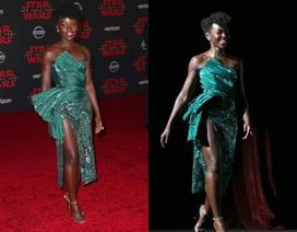 Người đẹp nhất thế giới cuốn hút với váy xanh