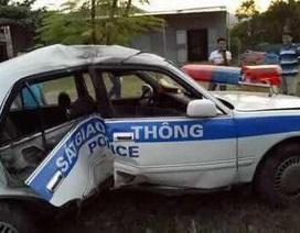 Xác định danh tính đối tượng lái xe vận chuyển ma túy khiến 2 CSGT bị thương