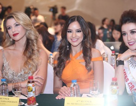 Huyền My có phù hợp đại diện Việt Nam thi Hoa hậu Hòa bình thế giới 2017?