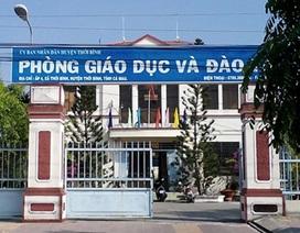 Ngành giáo dục huyện Thới Bình bị phát hiện chi sai hơn 4 tỷ đồng