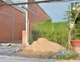 Vụ dân xây hàng rào, phường bắt xin phép: Sở Tư pháp tỉnh Cà Mau đề nghị báo cáo