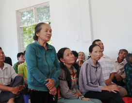 Bình Định: Doanh nghiệp đào cát, dân lo sạt lở sập nhà, chính quyền trấn an