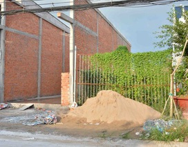 Vụ dân xây dựng hàng rào, phường bắt xin phép: UBND TP Cà Mau báo cáo gì?