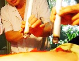 Phương pháp cứu ngải trị chứng lạnh chân, tay