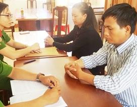 Bắt 2 đối tượng giả danh nhân viên Viettel lừa đảo người dân