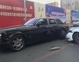 """Sau tai nạn, chủ xe Rolls-Royce bảo tài xế xe Hyundai """"bán nhà đi"""""""