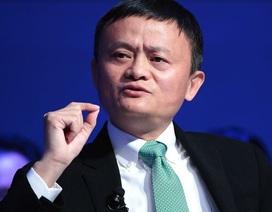 """Tỷ phú Jack Ma dự báo về """"cái chết"""" của việc làm trong ngành sản xuất"""