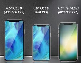 Apple sẽ tung 3 bản nâng cấp của iPhone X vào năm 2018, loại bỏ thiết kế cũ?