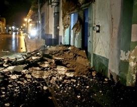 Mexico: Động đất mạnh nhất trong vòng 100 năm, ít nhất 15 người thiệt mạng