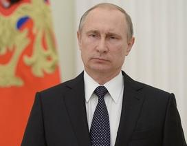 Tổng thống Putin hé lộ chính khách có ảnh hưởng lớn nhất tới quan điểm chính trị