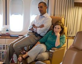 """Cựu trợ lý kể chuyện được ông Obama """"làm mối"""""""