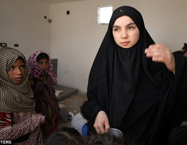 Vợ phiến quân IS hé lộ sốc về cuộc sống trụy lạc của chồng