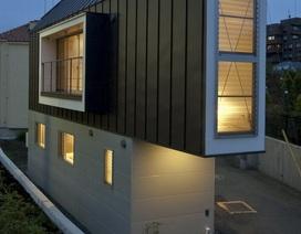 Căn nhà có thiết kế độc đáo làm ngỡ ngàng khách đến thăm