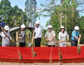 Khởi công xây dựng cầu Dân trí thứ 12 tại Đồng Tháp