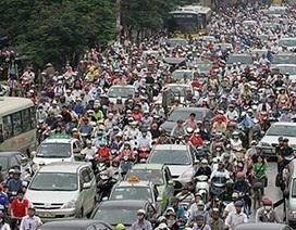 """Thái Hà – Voi phục, sự cố gắng của Hà Nội để giao thông bớt """"loạn"""""""