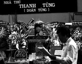 Tiếng sáo, tiếng thơ vang vọng trong lễ viếng nhà thơ Thanh Tùng