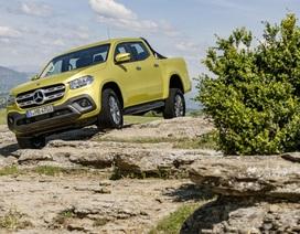 Mẫu bán tải của Mercedes-Benz bị lãnh đạo… BMW chê bai thậm tệ