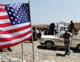 """Tính """"hai mặt"""" của Mỹ trong cuộc chiến chống IS"""