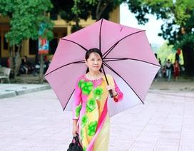 Chuyện cô giáo dạy Văn luôn coi học sinh là bạn