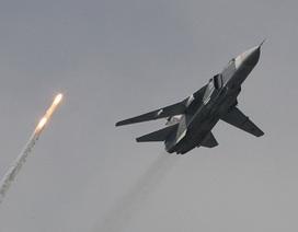 """Máy bay Nga - Thổ Nhĩ Kỳ lần đầu """"song kiếm hợp bích"""" tại Syria"""