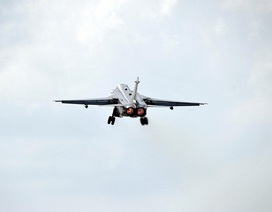 Nga rút thêm các cường kích Su-24 từ Syria về nước