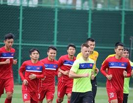 U20 Việt Nam hào hứng luyện công chờ đấu U20 Pháp